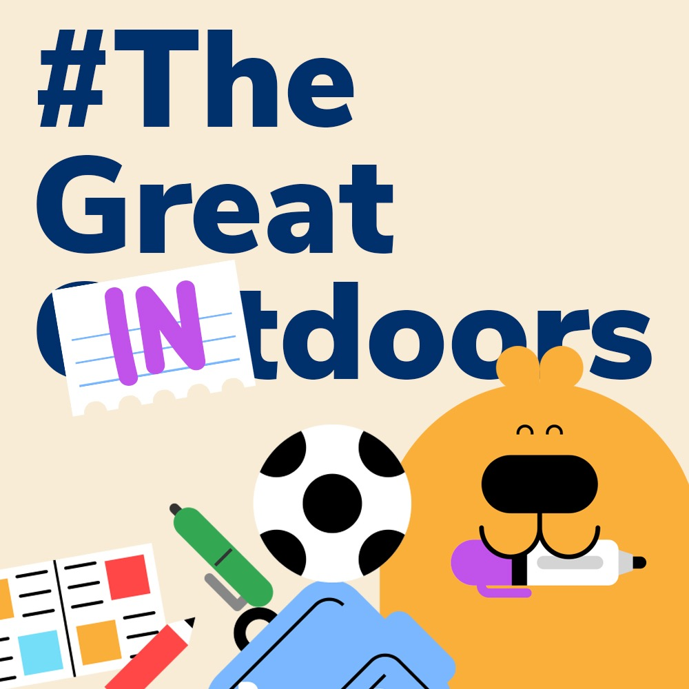 Introducing The Great Indoors!
