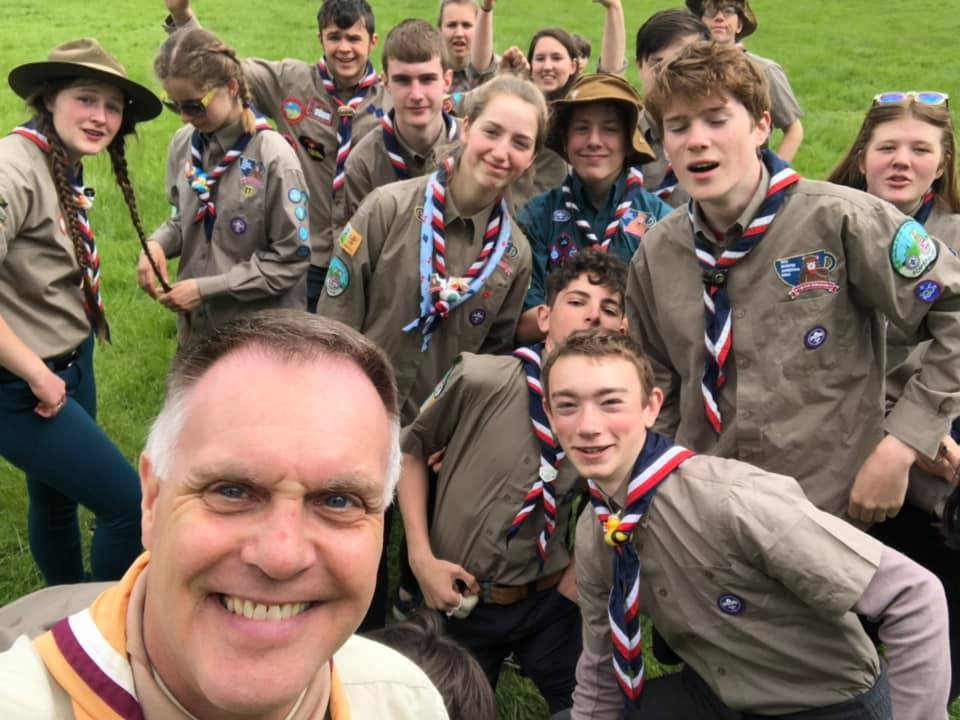 World Scout Jamboree Valedictory Service
